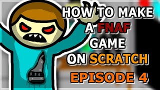 How To Make A FNaF Fan Game On Scratch! - Ep  2 - The Office! Free