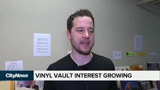 Download Vinyl Vault raises cash for Manitoba Chamber Orchestra Video