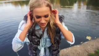 Download Girl falls into water - 975114 Video