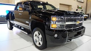 Download 2017 Chevrolet Silverado 2500 HD HIGH COUNTRY Truck Video