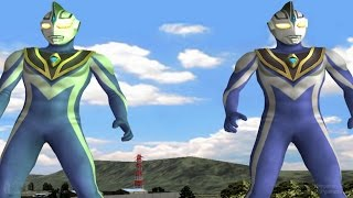 Download Ultraman Agul v2 & Agul v2- TAG Battle Mode ★Play ウルトラマン FE3 Video