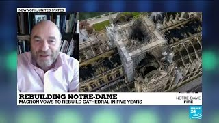 Download Rebuilding Notre-Dame: Which era's vision of the cathedral will prevail? Video