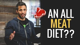 Download The Carnivore Diet: Is Eating ONLY Meat Healthy or Totally F%#*ing Crazy?? (QUAH #15) | MIND PUMP Video