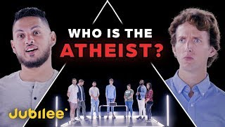Download 6 Christians vs 1 Secret Atheist Video