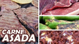 Download Una CARNE ASADA ″de Verdad″ + 3 marinados | TOQUE Y SAZÓN Video