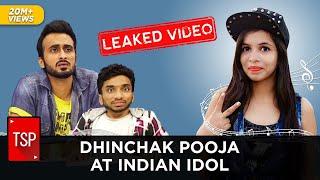 Download TSP's Bade Chote || Dhinchak Pooja Indian Idol Audition Video