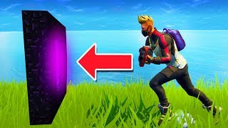 Download How To Make a Portal to the Fortnite Dimension in Minecraft Pocket Edition (Concept) Video