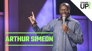 Download Arthur Simeon Hates Traveling With A Ugandan Passport Video