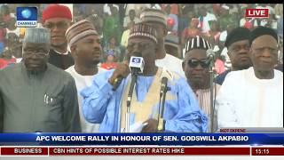 Download APC Organises Rally In Honour Of Sen Godswill Akpabio Pt.7 |Live Event| Video