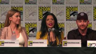 Download The Orville Comic Con Video