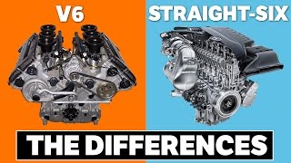 Download The Differences Between V6 and Straight-Six Engines Video