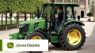Download John Deere 5E Series Tractors - Walkaround Video