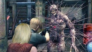 Download Resident Evil 4 Remastered Gameplay Albert Wesker PS4/Xbox one Video