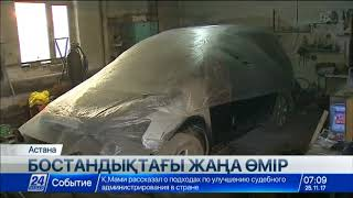Download Бұрын сотталғандар Астанада 20 шағын кәсіпорын ашқан Video