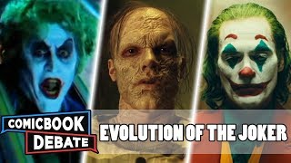 Download Evolution of the Joker in Movies & TV in 9 Minutes (2019) Video