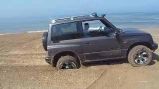 Download Suzuki Vitara Off Road On The Beach Video