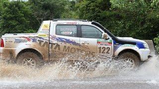 Download ASIA CROSS COUNTRY RALLY 2016 ( TATA Xenon 150NX-Plore 4WD ) Video