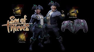 Download Sea of Thieves | FERRYMAN DLC - Clothing & Weapon Skins | SoT Limited Edition Controller DLC Video