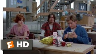 Download The Breakfast Club (6/8) Movie CLIP - Lunchtime (1985) HD Video