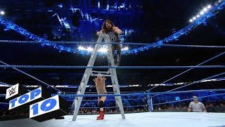 Download Top 10 Smackdown LIVE Moments: WWE Top 10, Nov. 22, 2016 Video