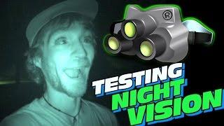 Download Testing EXO's Night Vision Camera! Video