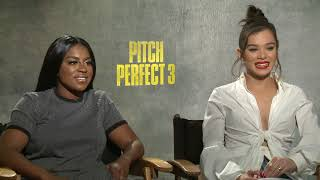 Download Pitch Perfect 3 Hailee Steinfeld & Ester Dean Interview Video