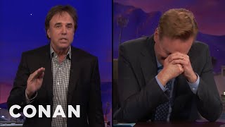 Download Kevin Nealon Has A Very Important Meeting To Get To - CONAN on TBS Video