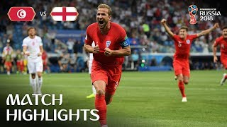 Download Tunisia v England - 2018 FIFA World Cup Russia™ - Match 14 Video