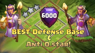 Download BEST TH11 STRONG DEFENSIVE LEGEND BASE 2017 REPLAY(6000 TROPHY BASE)ANTI 0 STAR BASE/ANTI EVERYTHING Video