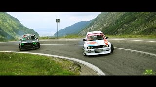 Download BMWs Mountain Drifting Video