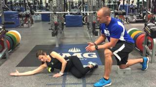 Download Release Tight Lats with the MB5 Massage Ball Video
