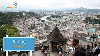 Download One day in Salzburg - Austria Video
