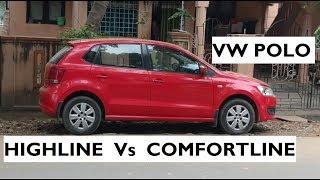 Download Volkswagen Polo Highline Vs Polo Comfortline Video