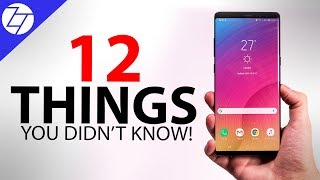 Download Samsung Galaxy Note 9 - 12 THINGS YOU NEED TO KNOW! Video