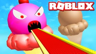 Download ICE CREAM OBBY IN ROBLOX Video
