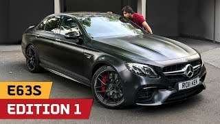 Download Mr.AMG's NEW AMG E63S Edition 1 4Matic Plus! AND Exhaust vs C63S Video