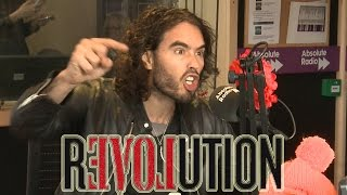 Download 23 minutes with Russell Brand - REVOLUTION interview Video