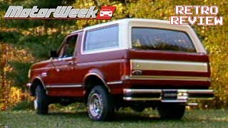 Download 1988 Ford Bronco XLT | Retro Review Video
