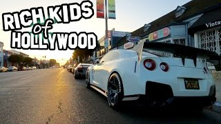 Download THE RICH KIDS OF HOLLYWOOD!!! 150+ SUPER CARS!!! Video