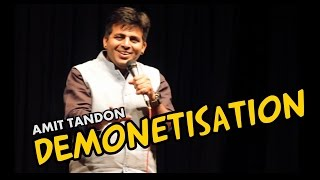 Download Demonetization - Stand Up Comedy by Amit Tandon Video