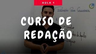 Download Curso de redação - Aula 1 - Pablo Jamilk Video
