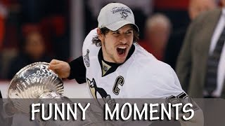 Download Sidney Crosby - Funny Moments [HD] Video