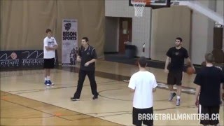 Download Kirby Schepp - Developing Your Big Man in Basketball Video