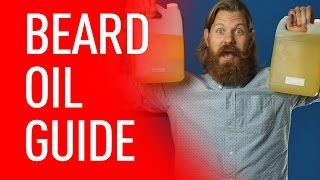 Download Everything to know about Beard Oil | Eric Bandholz Video