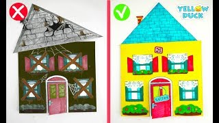 Download PAPER DOLLHOUSE FOR KIDS EASY PAPERCRAFTS & HANDMADE TOYS Video