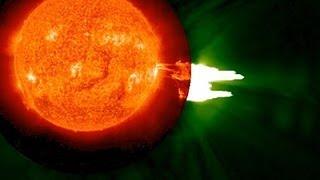 Download Raw: NASA Captures Solar Flare Video