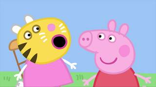 Download Peppa Pig English Episodes | Fun and Games with Peppa! #PeppaPig Video