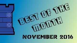 Download Best of the Month - November 2016 Video