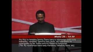 Download Ny Mpanompo Mahatoky - Pst Patrick Andrianarivo - Emission TVPLUS DU 14 07 14 Video