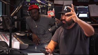 Download Ebro in The Morning Responds to Drake saying ″F*ck Hot 97″ at the Garden. Video